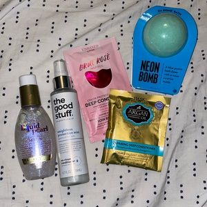 Hair and body bundle